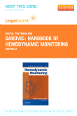 Handbook of Hemodynamic Monitoring - Elsevier eBook on VitalSource (Retail Access Card), 2nd Edition