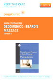 cover image - Beard's Massage - Elsevier eBook on VitalSource (Retail Access Card),5th Edition