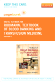 Textbook of Blood Banking and Transfusion Medicine - Elsevier eBook on VitalSource (Retail Access Card), 2nd Edition
