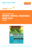 Medical Insurance Made Easy - Elsevier eBook on VitalSource (Retail Access Card), 2nd Edition