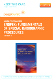 Fundamentals of Special Radiographic Procedures - Elsevier eBook on VitalSource (Retail Access Card), 5th Edition
