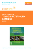 Ultrasound Scanning - Elsevier eBook on VitalSource (Retail Access Card), 3rd Edition