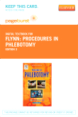 cover image - Procedures in Phlebotomy - Elsevier Digital Book (Retail Access Card),3rd Edition