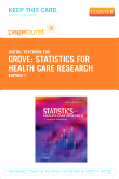 Statistics for Health Care Research - Elsevier eBook on VitalSource (Retail Access Card)