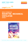 cover image - Mechanical Ventilation - Elsevier eBook on VitalSource (Retail Access Card),2nd Edition
