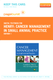 cover image - Cancer Management in Small Animal Practice - Elsevier eBook on VitalSource (Retail Access Card)