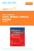 Medical-Surgical Nursing - Elsevier eBook on VitalSource (Retail Access Card), 8th Edition