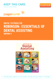 Essentials of Dental Assisting - Elsevier eBook on VitalSource (Retail Access Card), 4th Edition