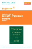 Teaching in Nursing - Elsevier eBook on VitalSource (Retail Access Card), 3rd Edition