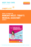 Today's Medical Assistant - Elsevier eBook on VitalSource (Retail Access Card)