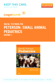 cover image - Small Animal Pediatrics - Elsevier eBook on VitalSource (Retail Access Card)