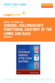 Hollinshead's Functional Anatomy of the Limbs and Back - Elsevier eBook on VitalSource (Retail Access Card), 9th Edition