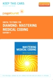 Mastering Medical Coding - Elsevier eBook on VitalSource (Retail Access Card), 4th Edition