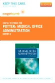 cover image - Medical Office Administration - Elsevier eBook on VitalSource (Retail Access Card),2nd Edition