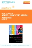 Kinn's The Medical Assistant - Elsevier eBook on VitalSource (Retail Access Card), 11th Edition