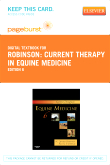 cover image - Current Therapy in Equine Medicine - Elsevier eBook on VitalSource (Retail Access Card),6th Edition