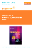 cover image - Sonography - Elsevier eBook on VitalSource (Retail Access Card),3rd Edition