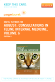cover image - Consultations in Feline Internal Medicine, Volume 6 - Elsevier eBook on VitalSource (Retail Access Card)