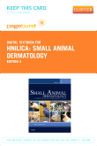 Small Animal Dermatology - Elsevier eBook on VitalSource (Retail Access Card), 3rd Edition