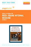 cover image - Equine Internal Medicine - Elsevier eBook on VitalSource (Retail Access Card),3rd Edition
