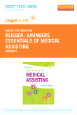 Saunders Essentials of Medical Assisting - Elsevier eBook on VitalSource (Retail Access Card), 2nd Edition