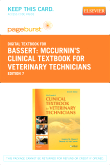 McCurnin's Clinical Textbook for Veterinary Technicians - Elsevier eBook on VitalSource (Retail Access Card), 7th Edition