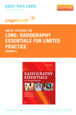 cover image - Radiography Essentials for Limited Practice - Elsevier eBook on VitalSource (Retail Access Card),3rd Edition