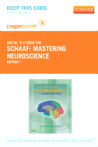 Mastering Neuroscience - Elsevier eBook on VitalSource (Retail Access Card)