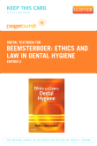 cover image - Ethics and Law in Dental Hygiene - Elsevier eBook on VitalSource (Retail Access Card),2nd Edition