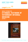 Textbook of Veterinary Internal Medicine - Elsevier eBook on VitalSource (Retail Access Card), 7th Edition
