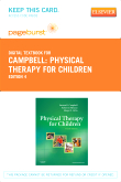 Physical Therapy for Children - Elsevier eBook on VitalSource (Retail Access Card), 4th Edition