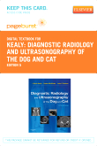 Diagnostic Radiology and Ultrasonography of the Dog and Cat - Elsevier eBook on VitalSource (Retail Access Card), 5th Edition