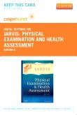 Physical Examination and Health Assessment - Elsevier eBook on VitalSource (Retail Access Card), 6th Edition