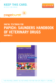 Saunders Handbook of Veterinary Drugs - Elsevier eBook on VitalSource (Retail Access Card), 3rd Edition
