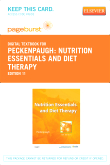 Nutrition Essentials and Diet Therapy - Elsevier eBook on VitalSource (Retail Access Card), 11th Edition