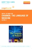 The Language of Medicine - Elsevier eBook on VitalSource (Retail Access Card), 9th Edition