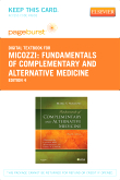 Fundamentals of Complementary and Alternative Medicine - Elsevier eBook on VitalSource (Retail Access Card), 4th Edition