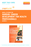 cover image - Career Development for Health Professionals - Elsevier eBook on VitalSource (Retail Access Card),3rd Edition