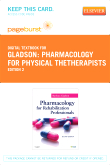 Pharmacology for Rehabilitation Professionals - Elsevier eBook on VitalSource (Retail Access Card), 2nd Edition