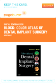 Color Atlas of Dental Implant Surgery - Elsevier eBook on VitalSource (Retail Access Card), 3rd Edition