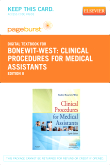 cover image - Clinical Procedures for Medical Assistants - Pageburst E-Book on VitalSource (Retail Access Card),8th Edition