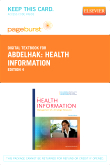 Health Information - Elsevier eBook on VitalSource (Retail Access Card), 4th Edition