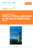 Ethical Dimensions in the Health Professions - Elsevier eBook on VitalSource (Retail Access Card), 5th Edition