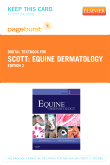 Equine Dermatology - Elsevier eBook on VitalSource (Retail Access Card), 2nd Edition
