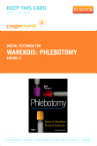 cover image - Phlebotomy - Elsevier eBook on VitalSource (Retail Access Card),3rd Edition
