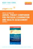 Pocket Companion for Physical Examination and Health Assessment - Elsevier eBook on VitalSource (Retail Access Card), 6th Edition