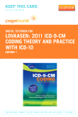 2011 ICD-9-CM Coding Theory and Practice with ICD-10 - Elsevier eBook on VitalSource (Retail Access Card)