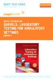 Laboratory Testing for Ambulatory Settings - Elsevier eBook on VitalSource (Retail Access Card), 2nd Edition
