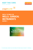 Surgical Instruments - Elsevier eBook on VitalSource (Retail Access Card), 4th Edition