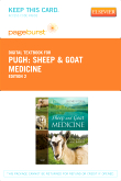 Sheep & Goat Medicine - Elsevier eBook on VitalSource (Retail Access Card), 2nd Edition